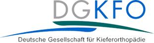 Logo der Deutschen Gesellschaft für Kieferorthopädie