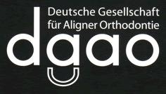 Logo of the Deutsche Gesellschaft für Aligner Orthodontie
