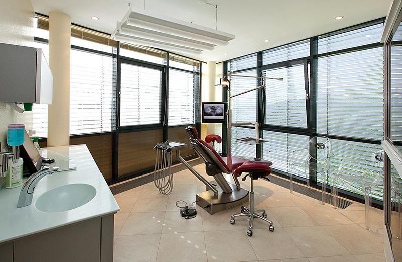 Bild eines Behandlungsraumes
