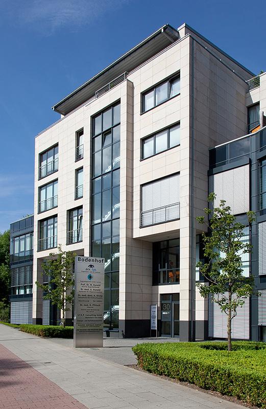 Bild des Praxisgebäudes
